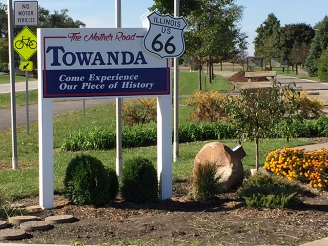 Towanda Route 66 Parkway & Restoration Project