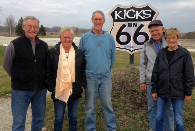 Board of Directors on Route 66